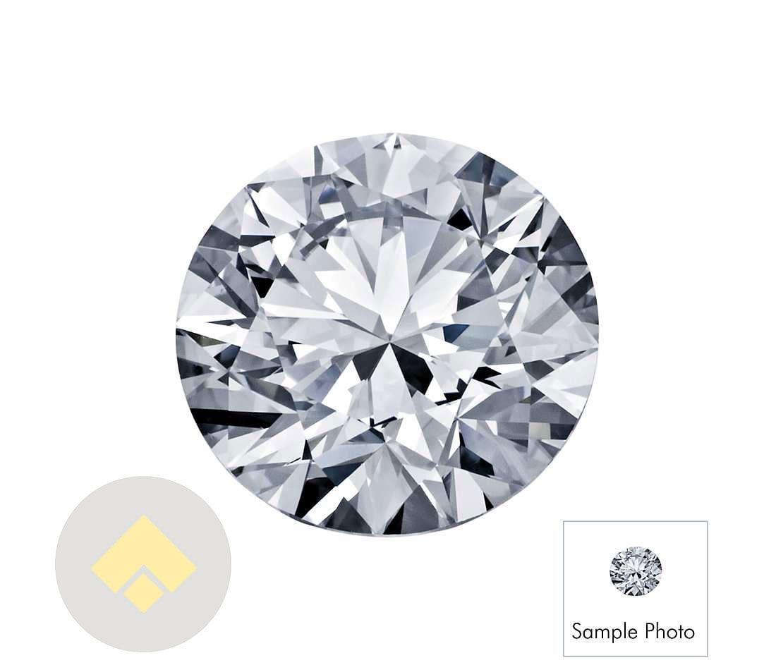 3 01 Ct Round Gia Diamond