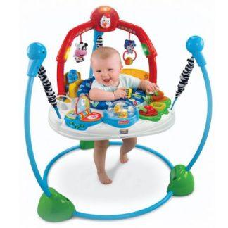 Детские напольные прыгунки «Ферма» Fisher-Price напрокат