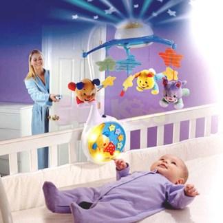 Мобайл с проектором «Сладкие сны» Fisher-Price напрокат