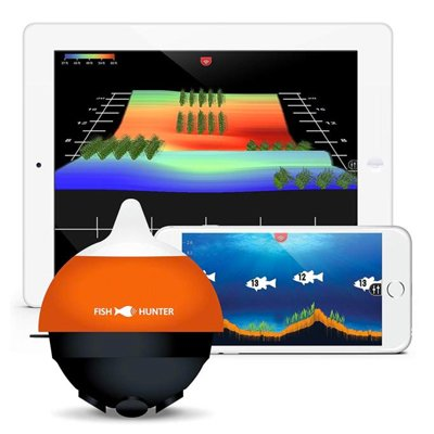 Fish Hunter Portable Fish Finder