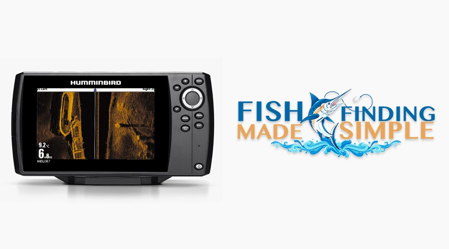 Humminbird Helix 7 SI GPS Fish Finder Review - Fish Finding
