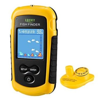 Lucky Portable Wireless Fish Finder
