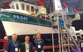 Sunderland Marine catch up with policy holders