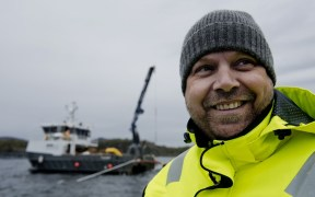 Huge ambitions for AKVA Marine Services