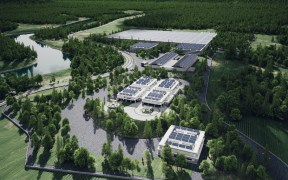 NEW MARKET PLAYER IN LAND BASED SALMON FARMING