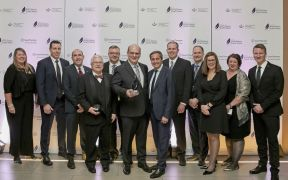 Cooke Aquaculture scoops Canadian business award