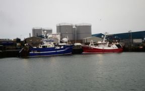 UK BOLSTERS FISHERIES BILL AND DELIVERS FUNDING BOOST