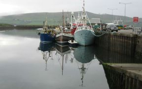 NEW INVESTMENT FOR IRISH FISHING HARBOURS