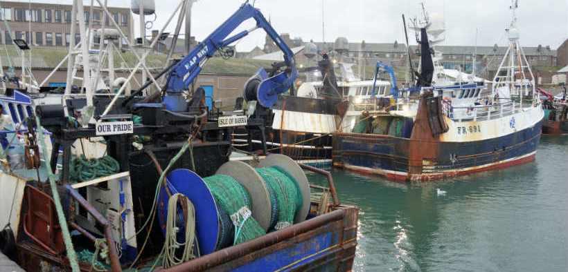 UK FISHERIES BILL UNDER THE SPOTLIGHT