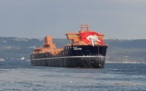 World's Largest Wellboat Launched in Turkey