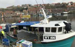 EMPLOYMENT STATISTICS FOR UK FISHING FLEET