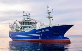 ICELANDIC BLUE WHITING FISHERY