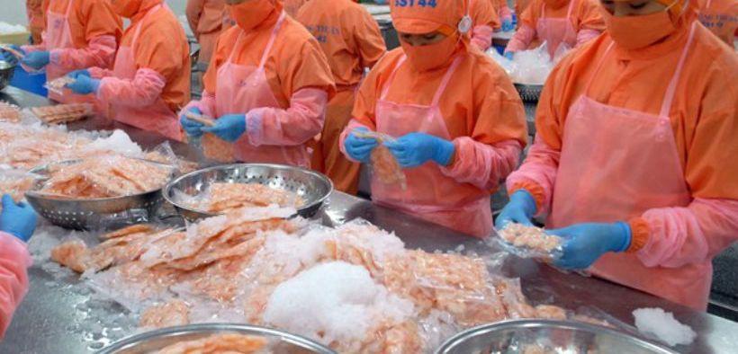 Vietnamese shrimp capitalise on Canada