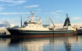 ICELANDIC FISHING VESSEL