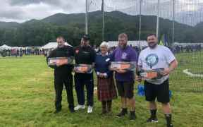 SSC HELPS LOCHCARRON GAMES