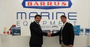 BARRUS SECURES EXCLUSIVE DISTRIBUTION