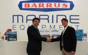 BARRUS SECURES EXCLUSIVE DISTRIBUTION