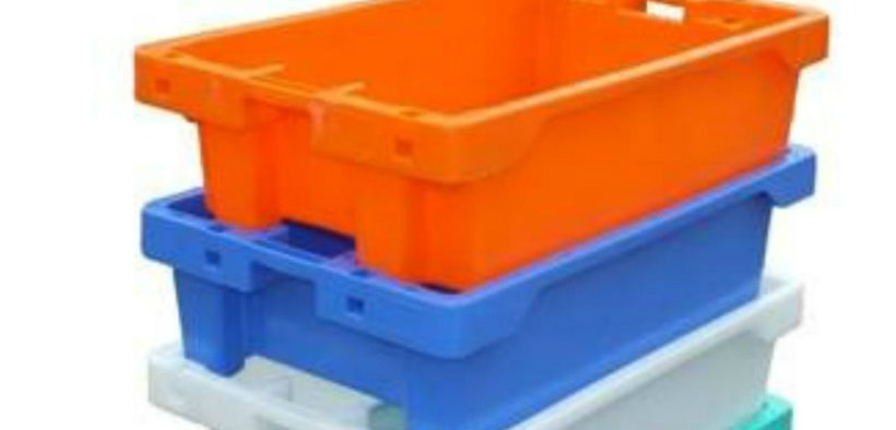 NEW PLASTIC FISH BOX 2