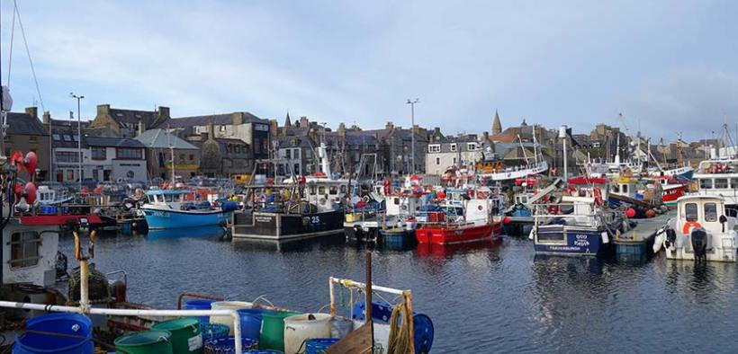 £1.1m funding to improve safety of Scottish fishing industry.