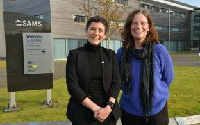 Scottish Government pledges support for Women in Scottish Aquaculture