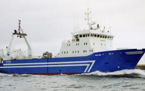 STORMS HIT ICELANDIC FISHING