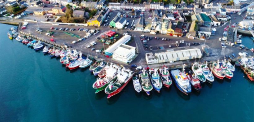 Ireland chooses CLS' vessel monitoring system