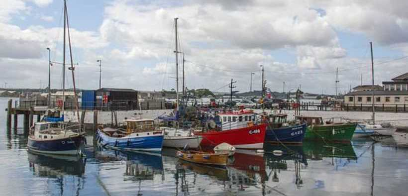 IRISH FISHING GROUPS CONDEMN