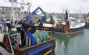 SCOTS FISHERS CALL FOR SOLUTION