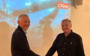 CFLOW APPOINTS MANAGING DIRECTOR