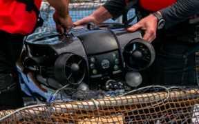 NEW SEMI-AUTONOMOUS ROV SYSTEM