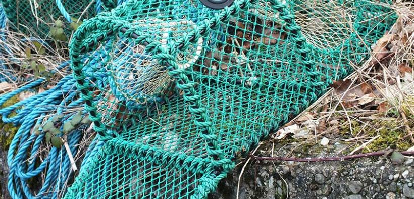 Defra underlines commitment to act against 'ghost' fishing gear