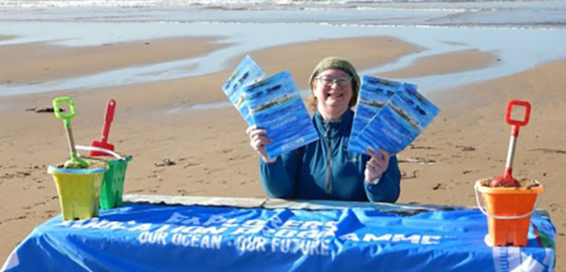 Explorers Team Creating ocean champions in County Clare