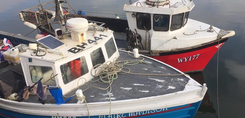 The Safety Net launched to fight for fishers' financial resilience