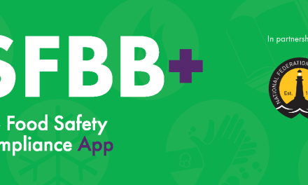 Digitise your food safety records with SFBB+ through the NFFF