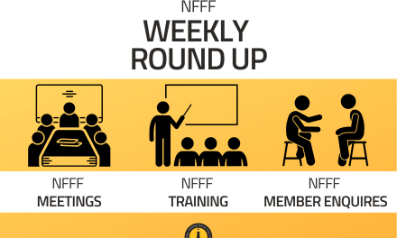 NFFF Weekly Round-Up – Week commencing 21st June 2021
