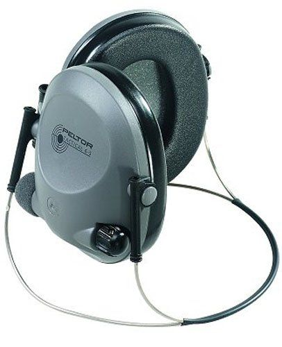 Peltor 6S Behind the head ear protection: http://www.midwayusa.com