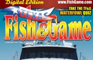 TX best catfish lakes pt. 4: Texoma