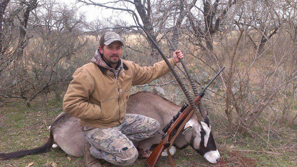 TPWD Drawn Hunt, Mason Mountain Trophy Gemsbok