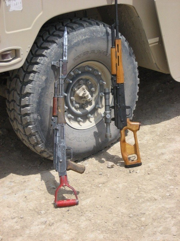 Build an AK47 From a Shovel! [pics]