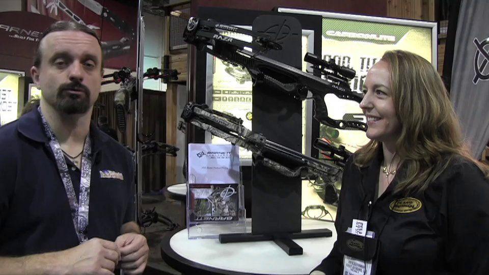 Barnett Crossbows -  2014 SHOT Show