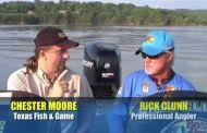 Pros Corner - Rick Clunn - Part2