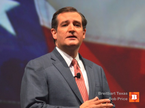 Ted-Cruz -Texas-Flag