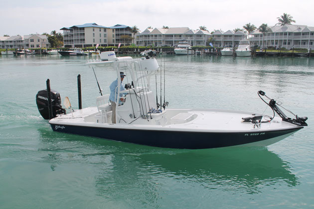 yellowfin 24