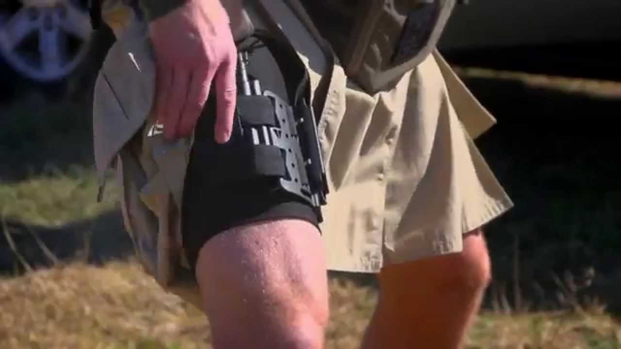 Tactical Humor: 5.11 Tactical bringing back the limited-edition Tactical Duty Kilt (VIDEO)