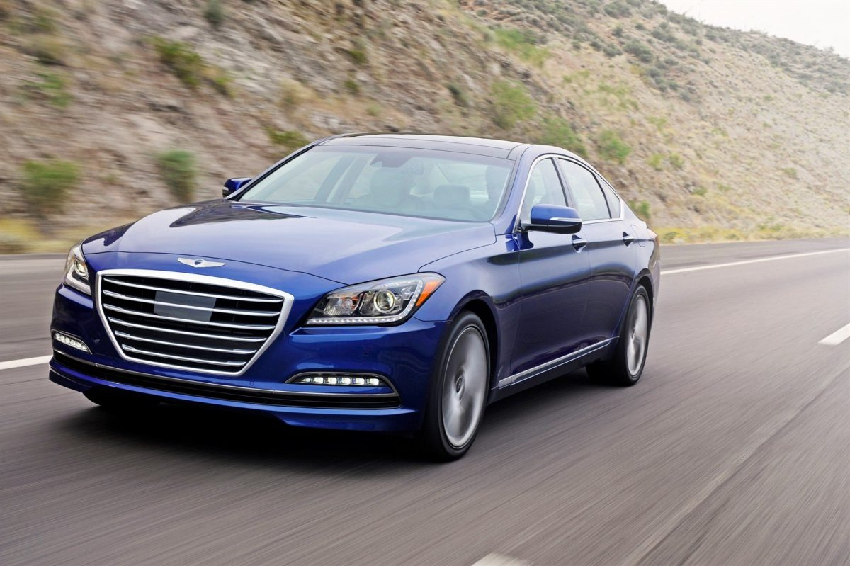 Car of Texas - The 205 Hyundai Genesis was a standout