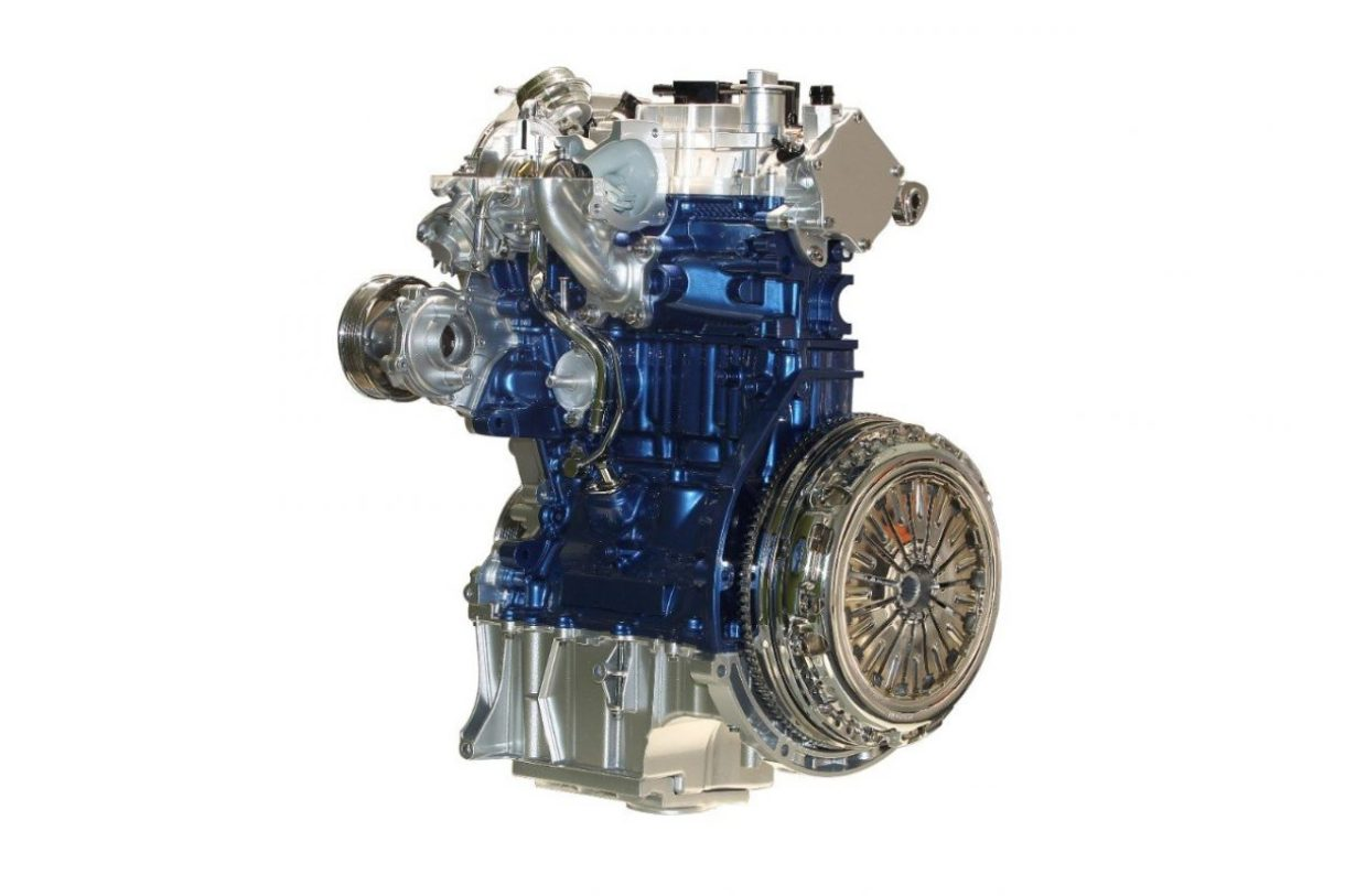 Best New Feature - The Ford 1.0L EcoBoost Engine, as used in the Ford Fiesta SE