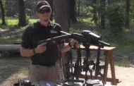 How Quiet Are Suppressors?  .45 ACP VS Paintball Gun [VIDEO]