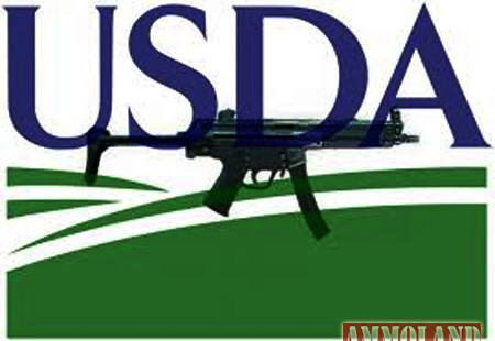 Congressman Jim Bridenstine Demands to Know Why USDA Needs Machine Guns