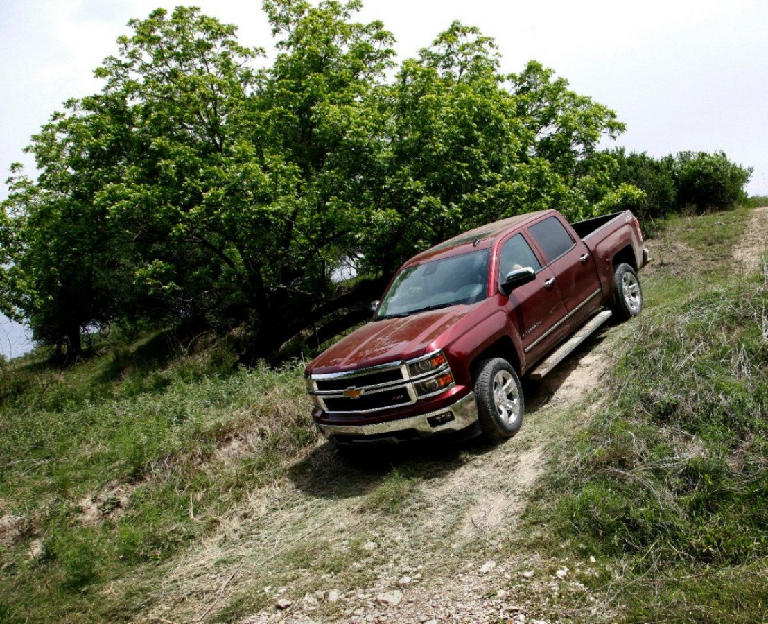 Tow capacity released for 2015 Silverado and GMC Sierra 1500