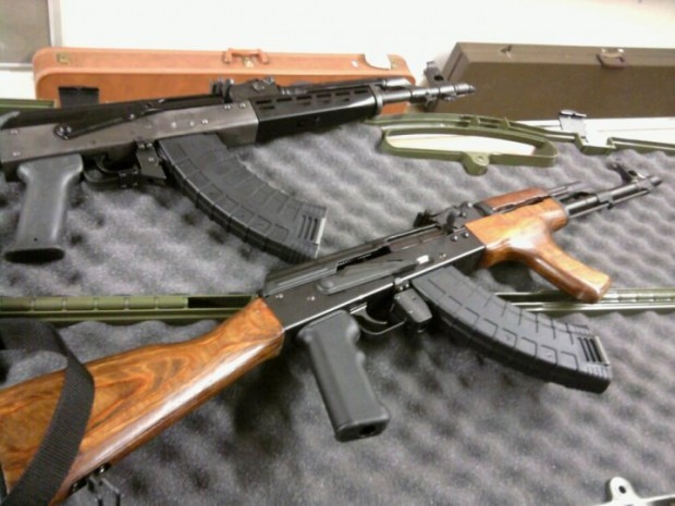 Obama's Latest Executive Order Slapping Russia With Sanctions Could Affect Some AK-47-Owning Americans